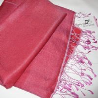Watersilk Pashmina (Raspberry Pink) KK13-144-KK112